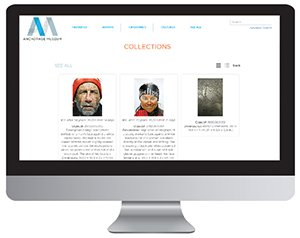 Collection Online with Analytics