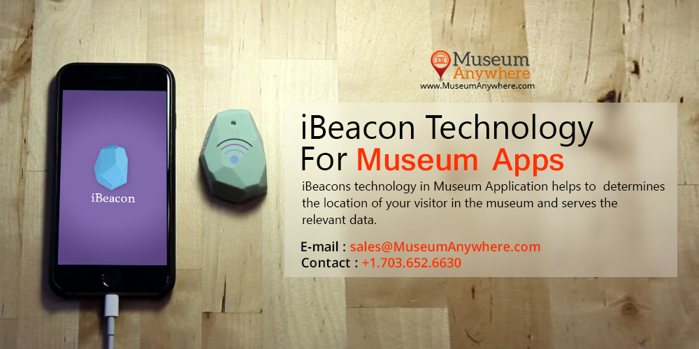 Mobile App with iBeacon technology in Museum
