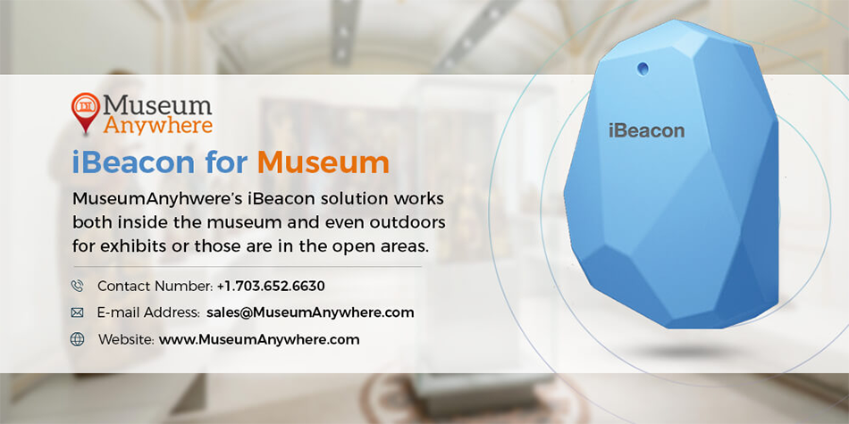 How iBeacons can add interactivity to Museums