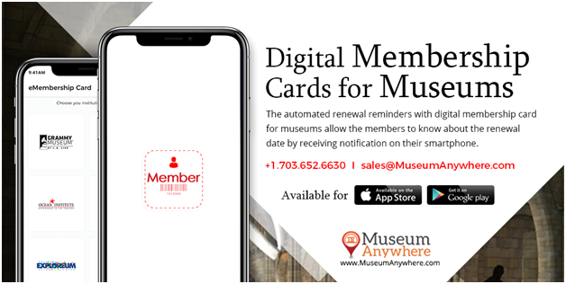 Know how Digital Membership Cards for Museums can Improve the Membership Renewal