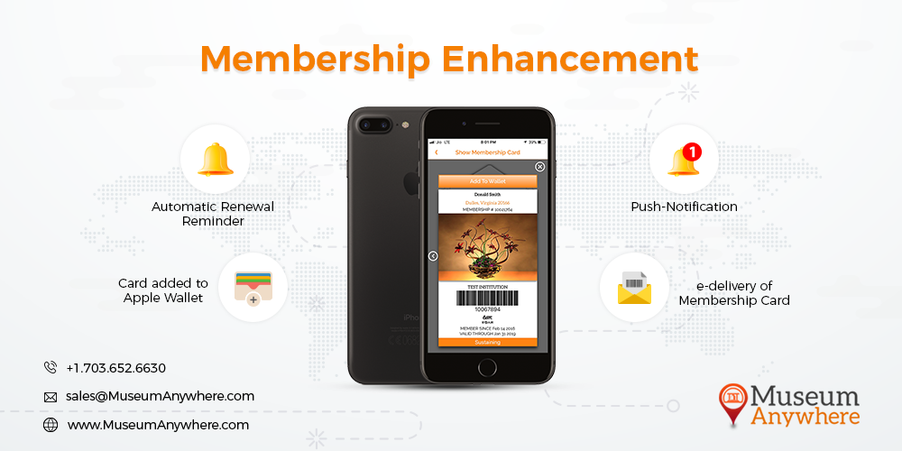 Membership Enhancement: Taking Your Membership Model on Smartphones