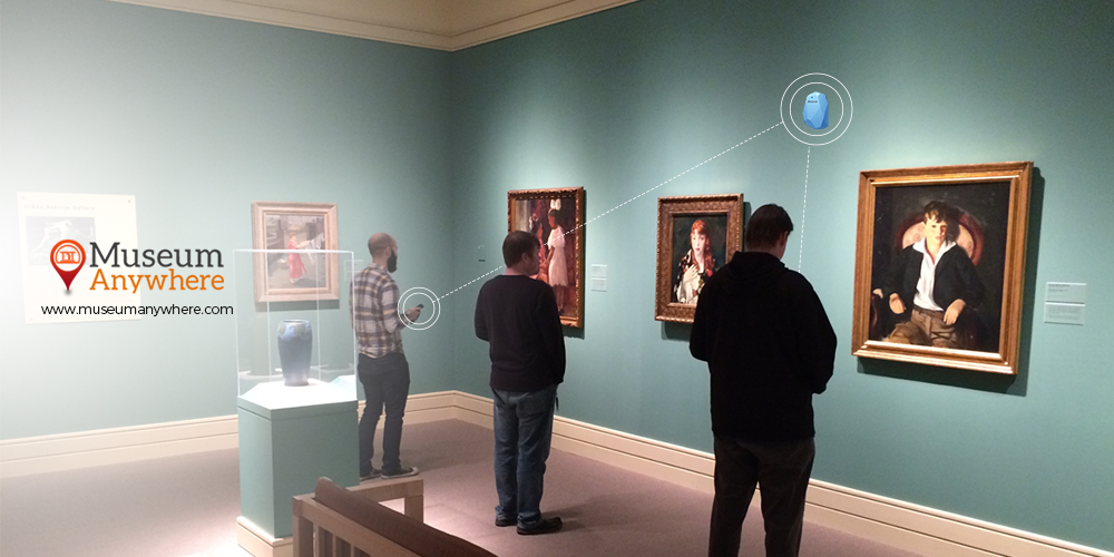 Bring your museum to life with location-based iBeacon Technology
