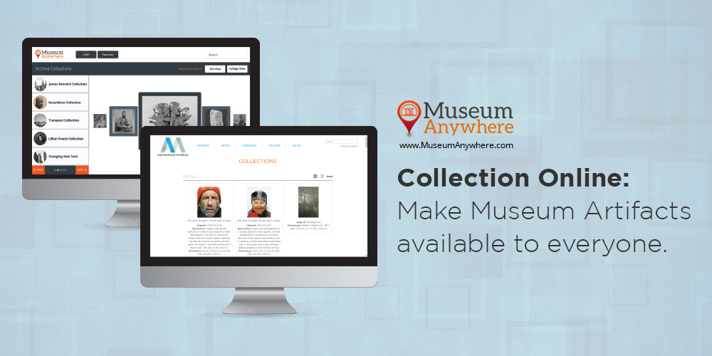 Collection Online: Make Museum Artifacts available to everyone